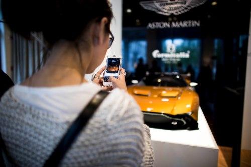 Aston Martin event - Milano, Starhotels Rosa Grand - Maggio 2015