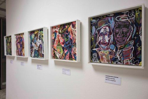 Mostra Cristiano Ricci - Centro culturale Valmaggi - Marzo 2015